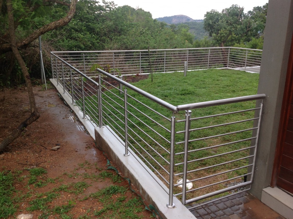 Stainless Steel Balustrades Secunda Duratrend